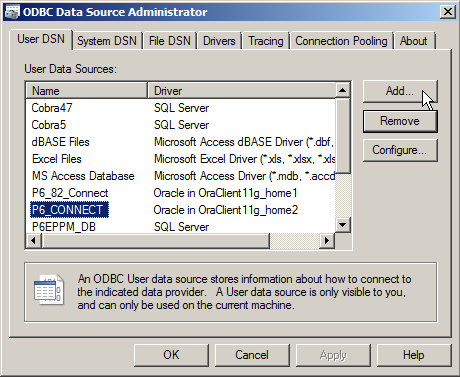 Oracle in oraclient10g home1 driver download