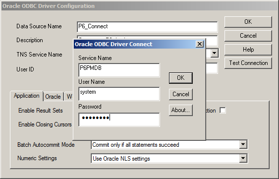 Add Odbc Oracle Drivers To Windows 7