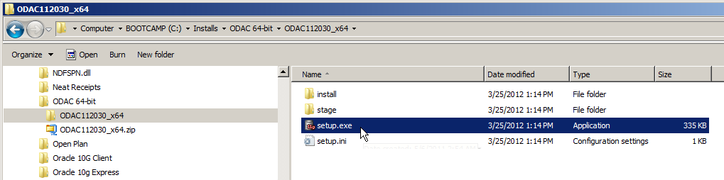 oracle in oraclient10g_home1 driver