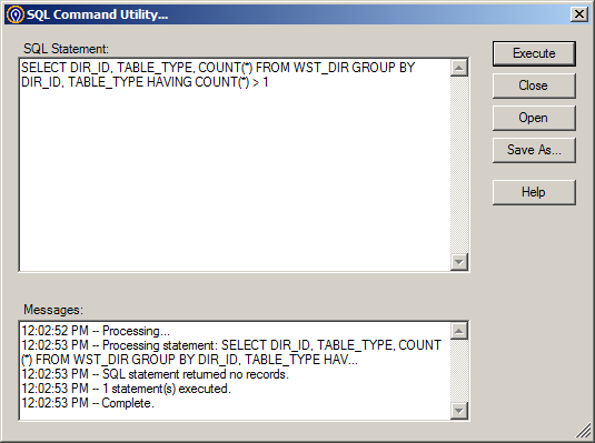 42494_Unhandled_Exception_SQL Command Utility