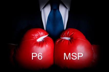 P6 vs MSP