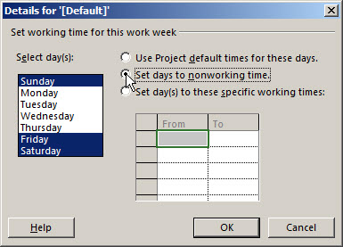 Figure 7 Four Day Work Week
