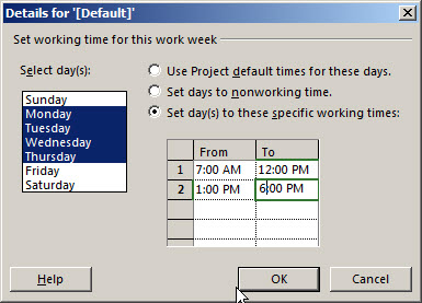 Figure 8 Four Day Work Week