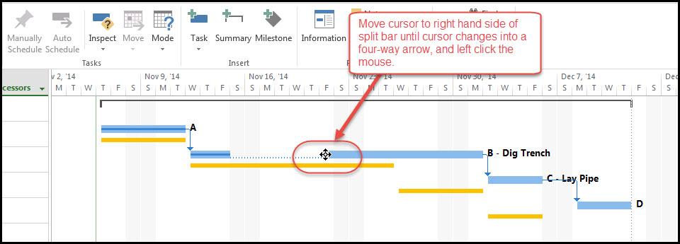 Fig 6 Split Task