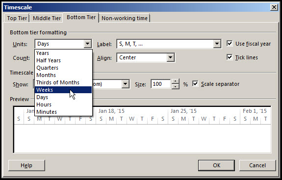Baseline in Microsoft Project 2013Fig 9