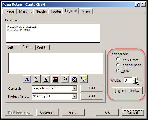 Microsoft Project Print To PDF Options Fig 20