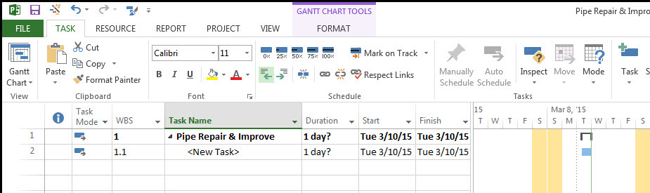 Microsoft Project Top-Down Fig 5