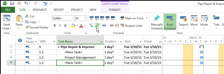 Microsoft Project Top-Down Fig 6