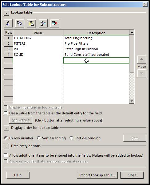 Microsoft Project Custom Fields Fig 6