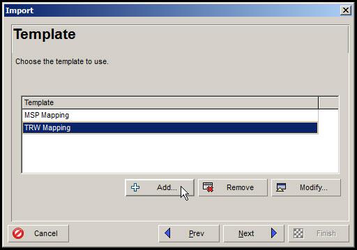 Microsoft Project Custom Fields to P6Fig 6