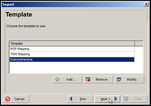 Microsoft Project Custom Fields to P6Fig 8