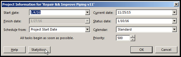 Microsoft Project Quick Access Toolbar Fig 3