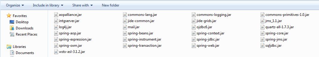 Configuring Cobra to use P6 API - lib
