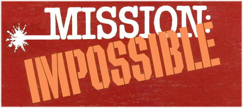 Project Management Mission Impossible