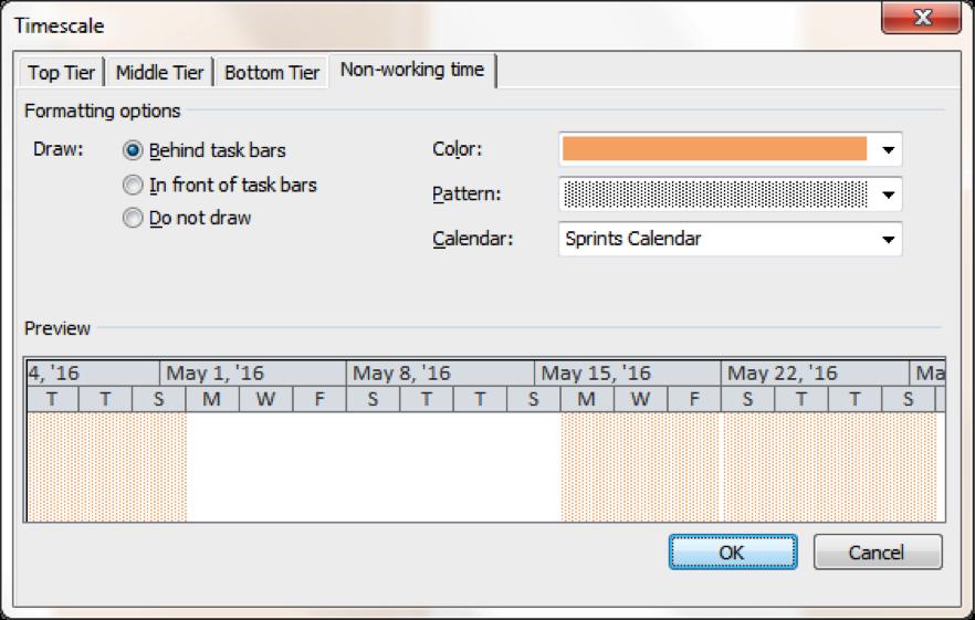 Microsoft Project Sprint Fig 5