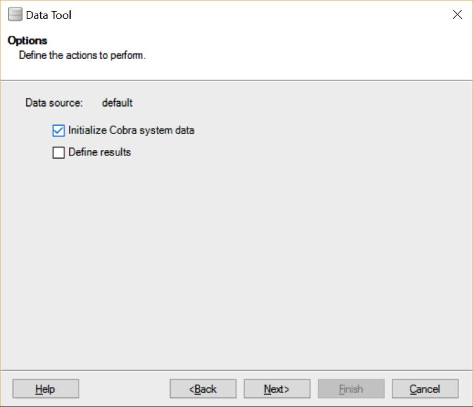 Running Deltek Cobra 8 and Cobra 5 On The Same PC Fig 10