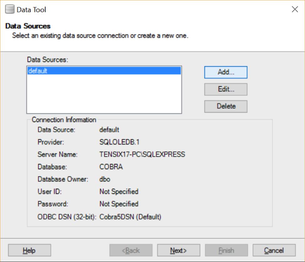 Running Deltek Cobra 8 and Cobra 5 On The Same PC Fig 5