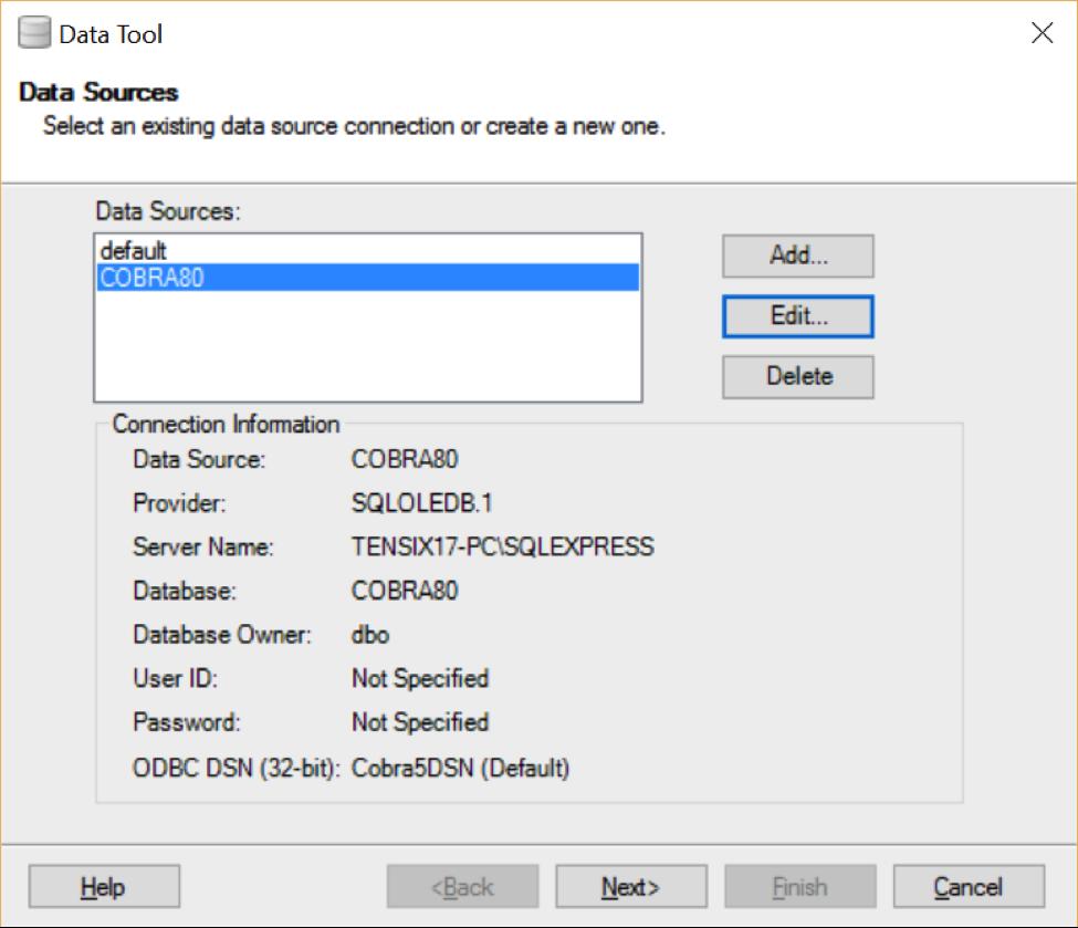 Running Deltek Cobra 8 and Cobra 5 On The Same PC Fig 9
