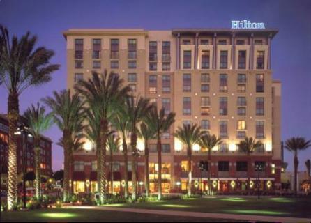 Hilton San Diego Gas Lamp Quarter Hotel