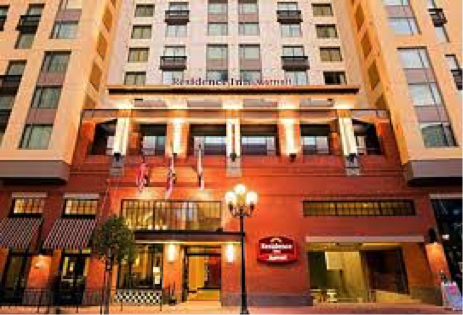 Marriott Residence Inn San Diego - Gas Lamp Quarter