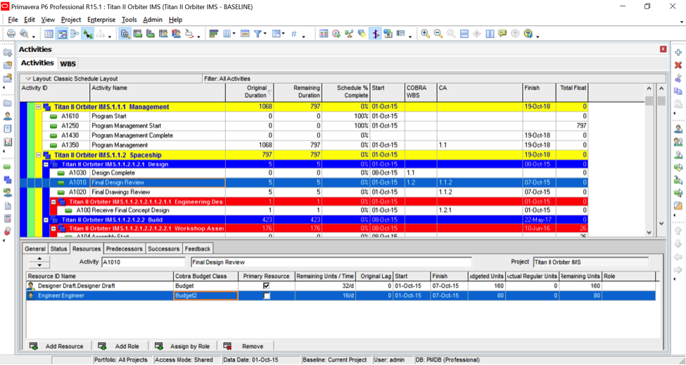 map-resource-assignments-to-a-specific-cost-class-deltek-cobra-fig-3