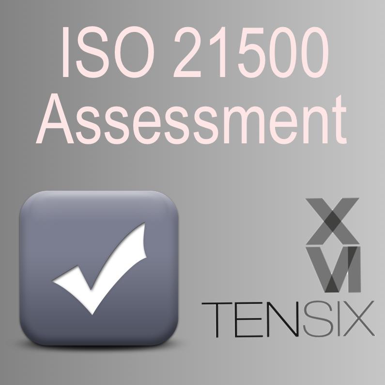 Ten Six ISO 21500 Assessment