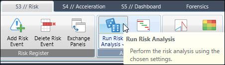 Acumen Monte Carlo risk analysis