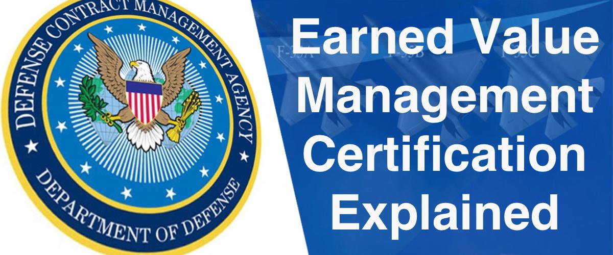 Earned Value Management Certification
